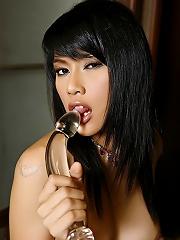 TheBlackAlley Asian Girl