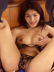 Wet Thai pussy