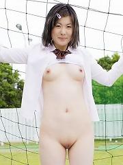Cute Asian Drilled