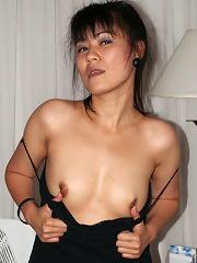 Drunk Thai slut