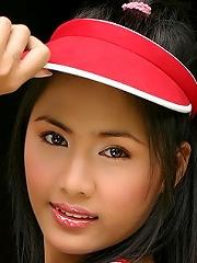 Asian Hottie Licked