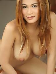 Breasty June Tharita Bedroom Strip