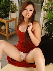 Asian American Girl Thi Michelle