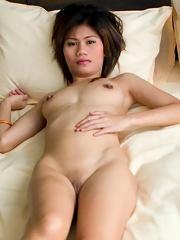petite bar girl with dark nipples strips